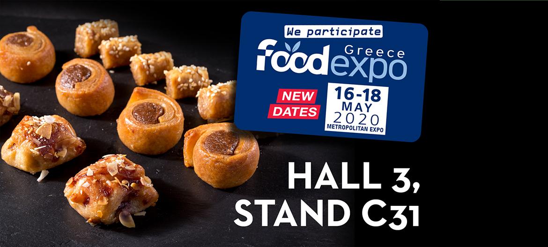 Η εταιρία ΒΡΕΤΤΟΣ συμμετέχει στη FOOD EXPO 2020