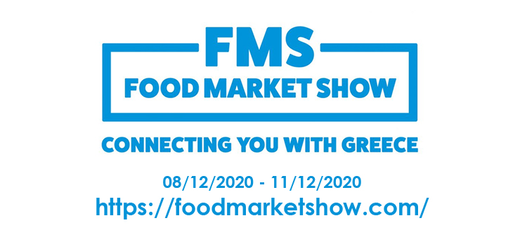 Vrettos  company  participates at 1st on line Exhibition FOOD MARKET SHOW 2020